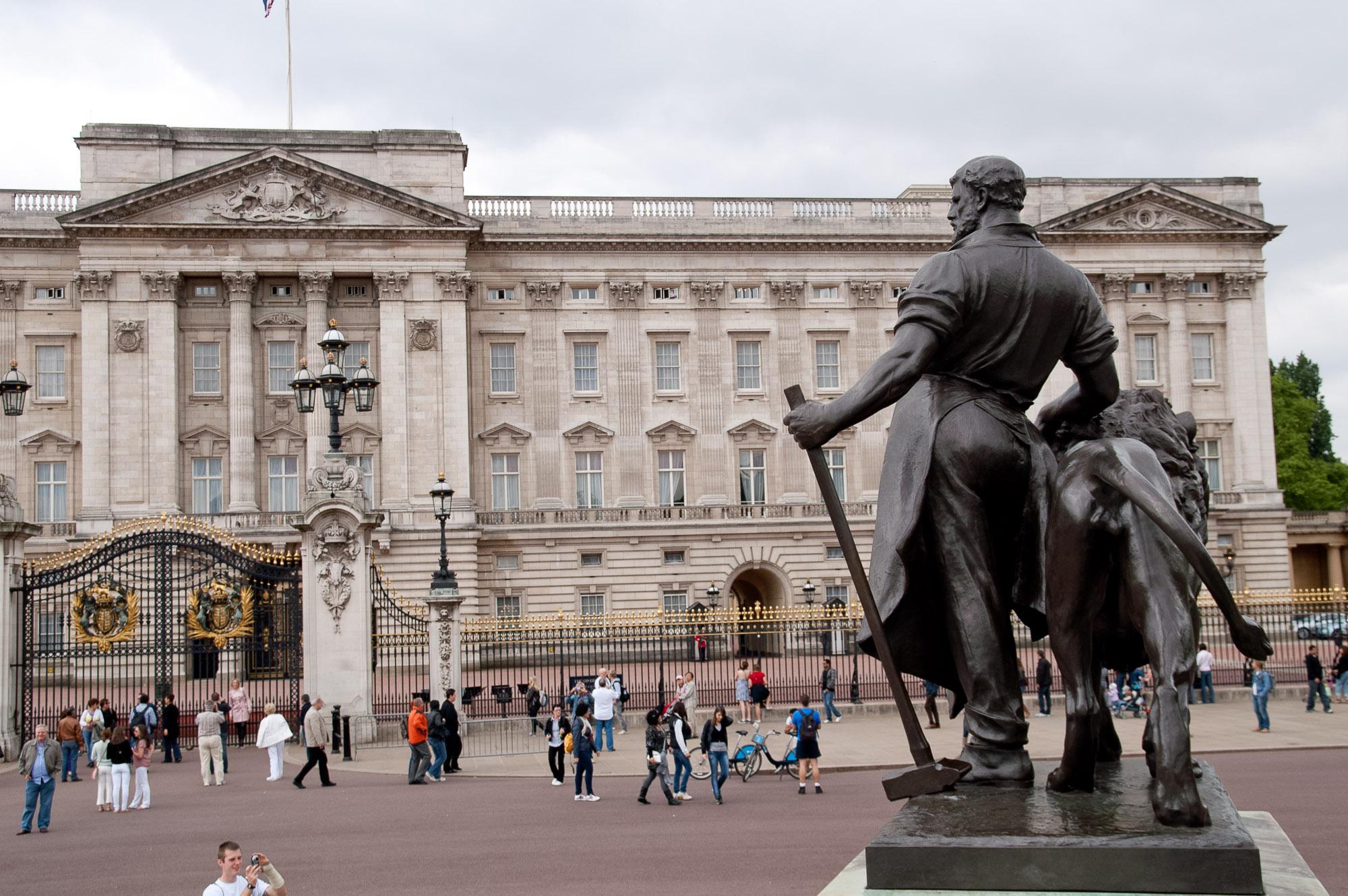 Buckingham Palace III