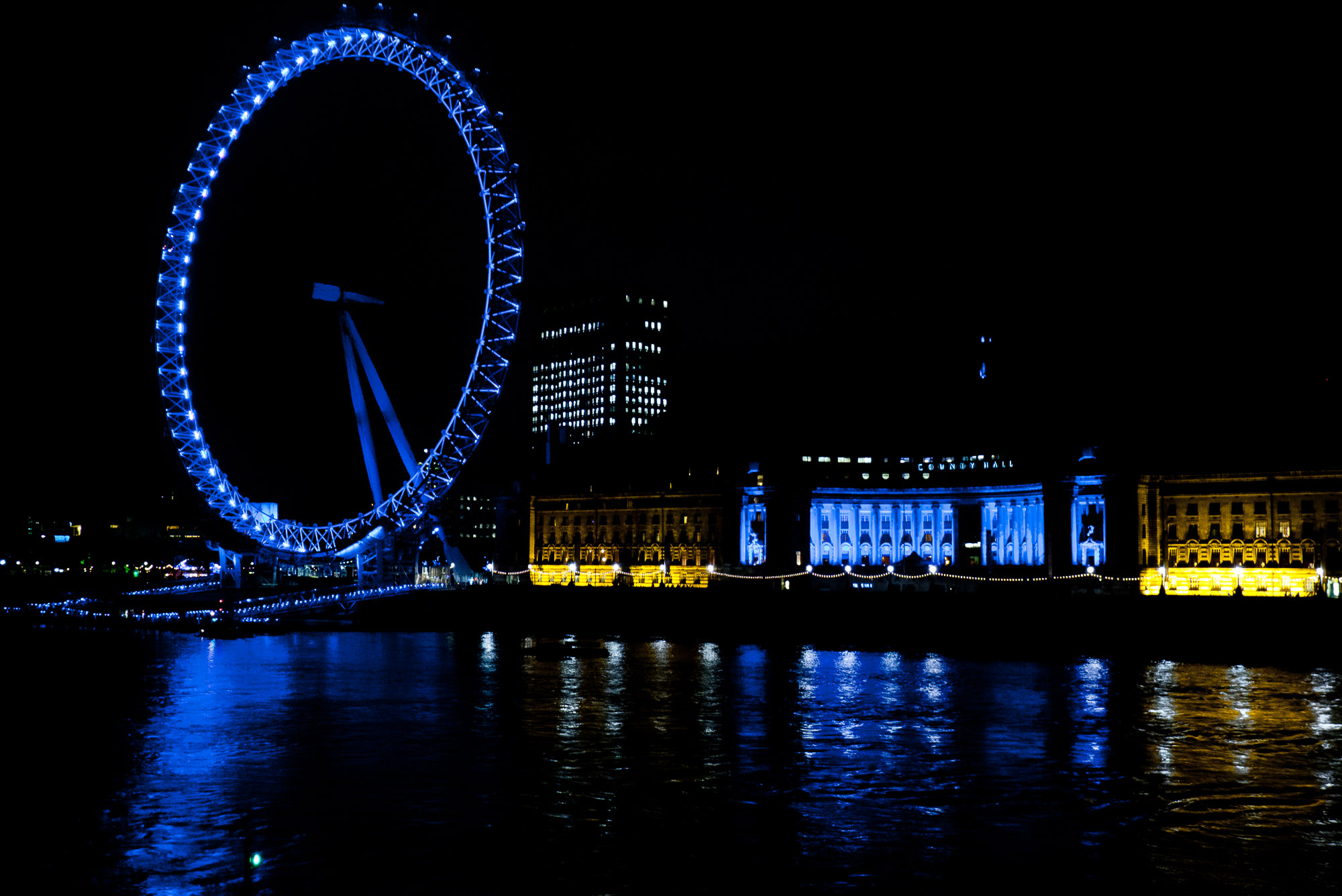 Eye of London IV