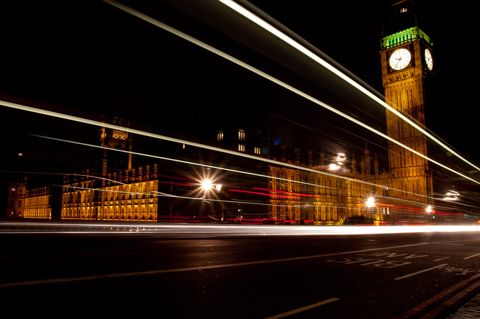 Moving: Big Ben X