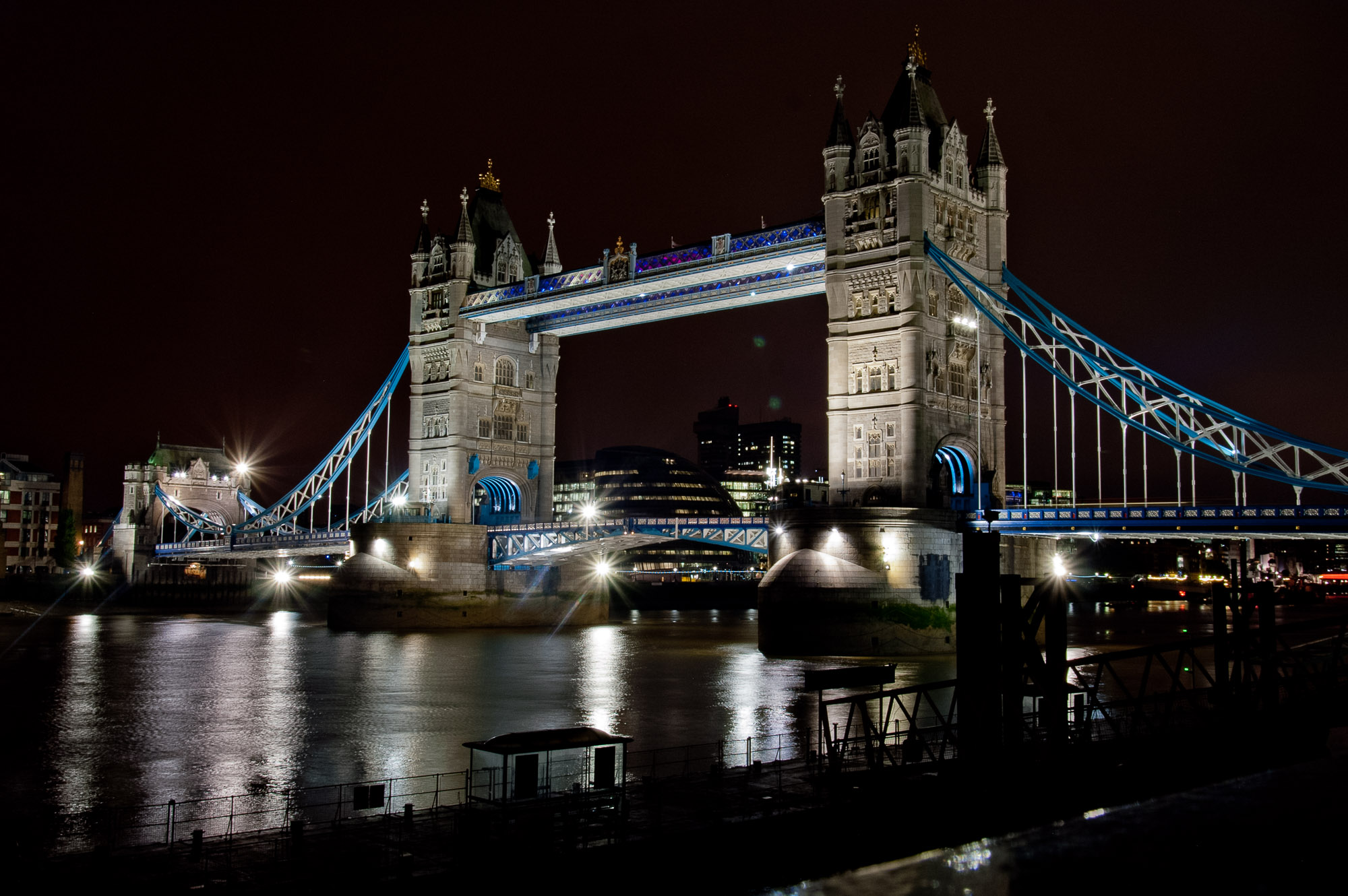 Tower Bridge VII