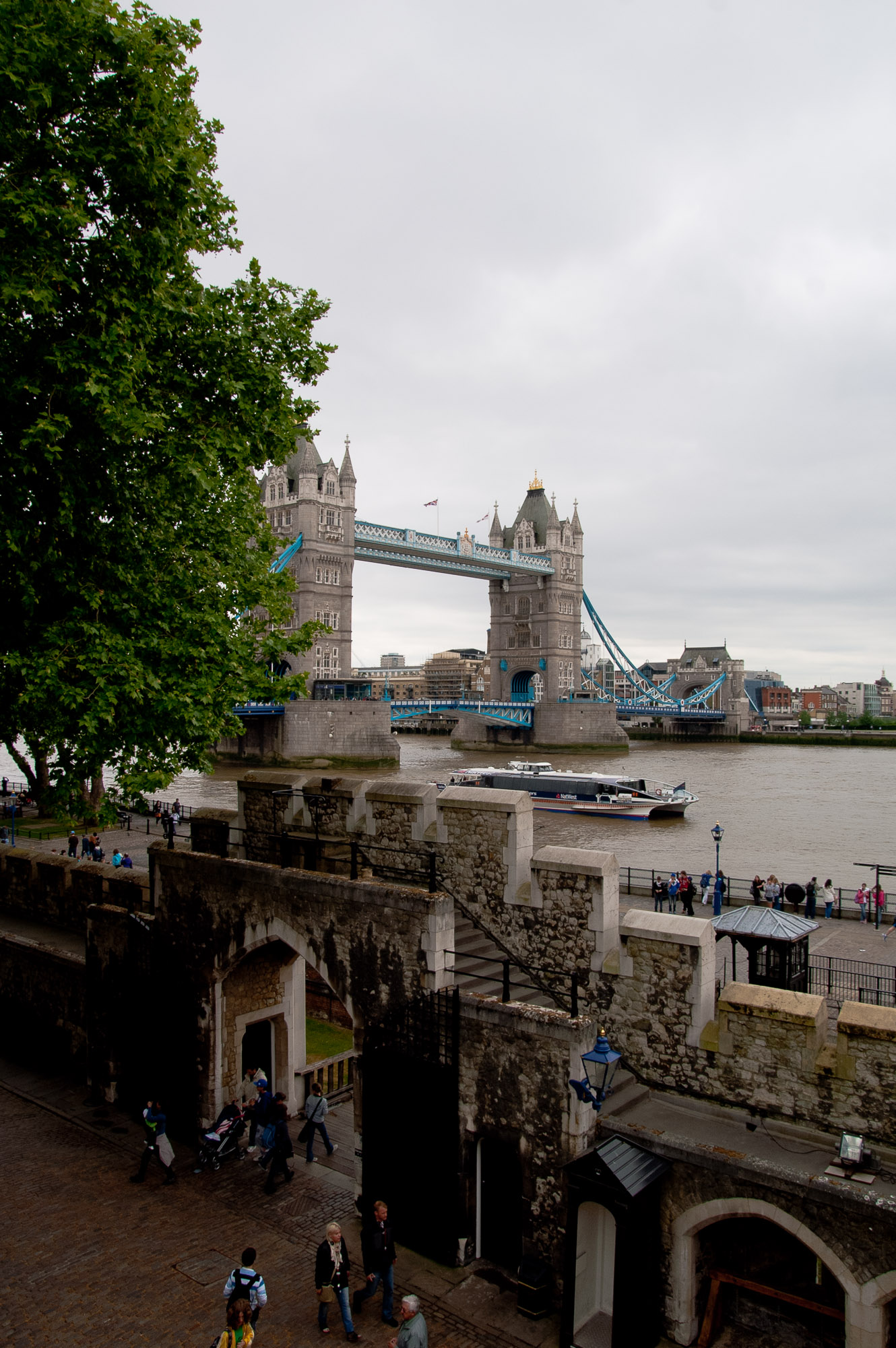 Tower Bridge VIII
