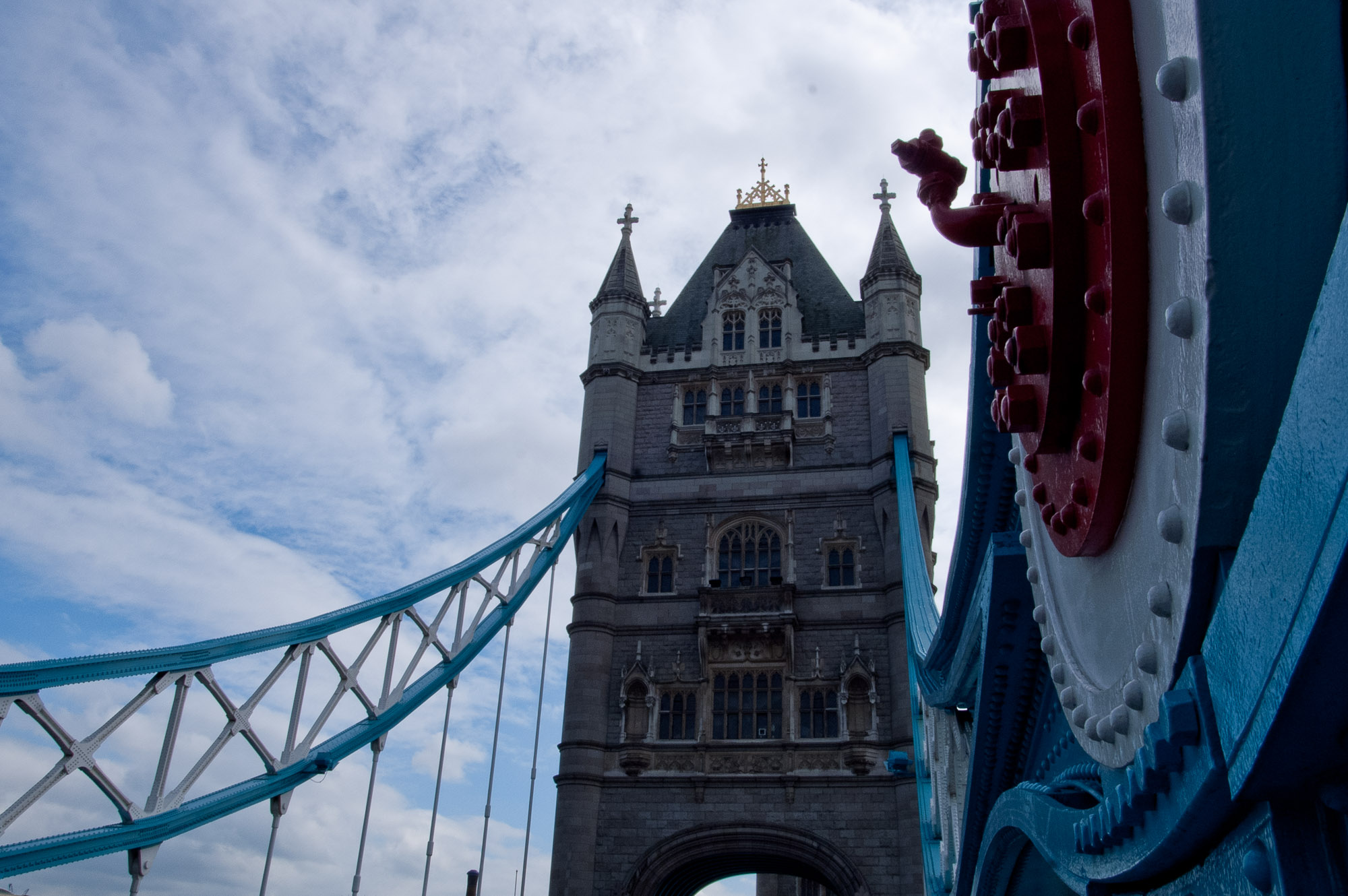 Tower Bridge IX