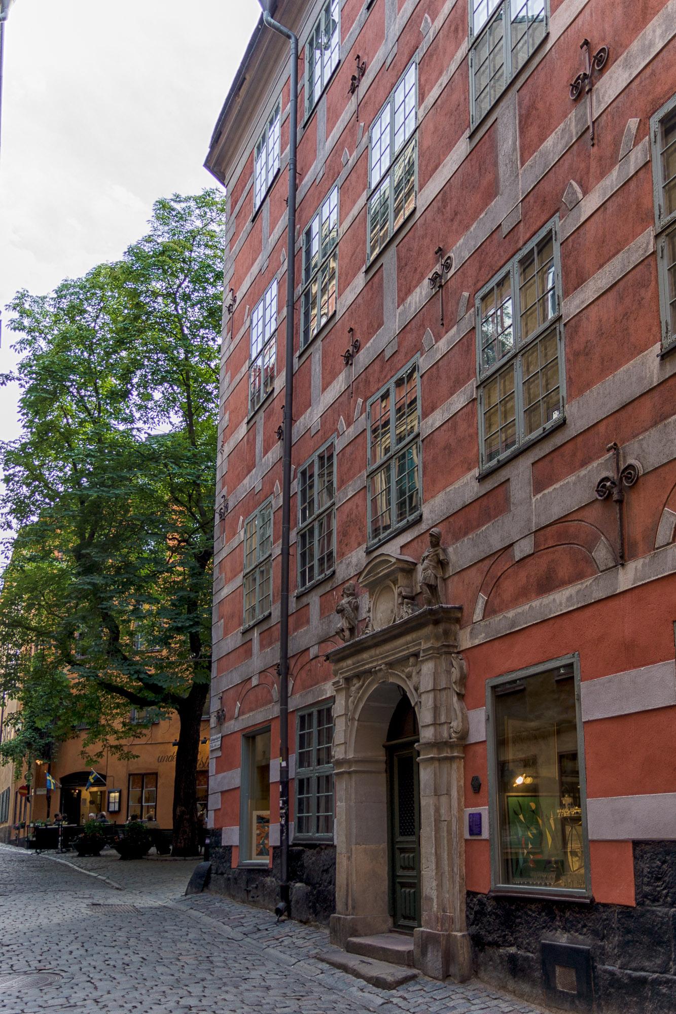 Gamla Stan - Fassaden II