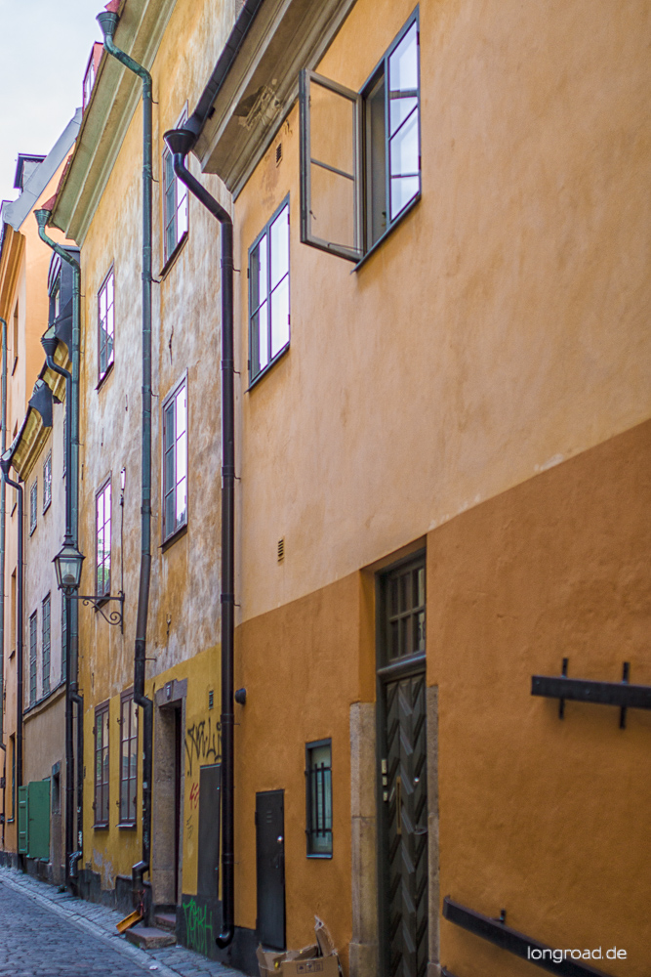 Gamla Stan - Fassaden IV